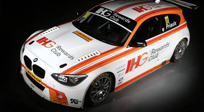 BTCC: Andy Priaulx signs for WSR for 2015