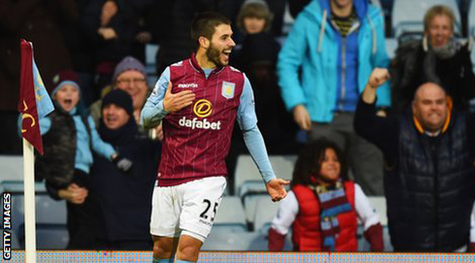 FA Cup: Aston Villa 2-1 Bournemouth