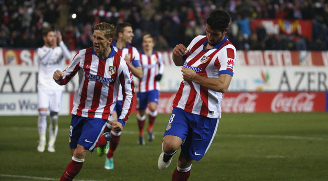 Copa Del Rey: Atletico Madrid 2-0 Real Madrid