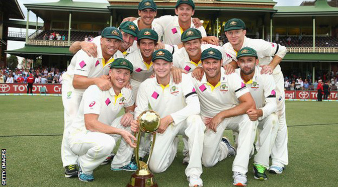 Cricket: Australia v India: Hosts win series after Sydney Test ends in draw