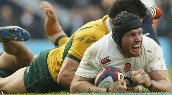 Rugby World Cup: Lawrence Dallaglio tips England's Ben Morgan to be fit for World Cup
