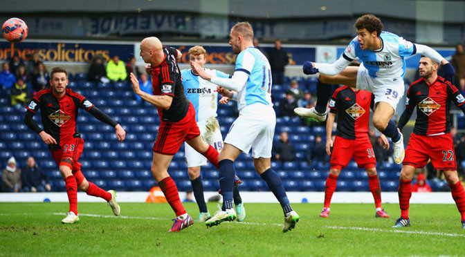 FA Cup: Blackburn 3-1 Swansea
