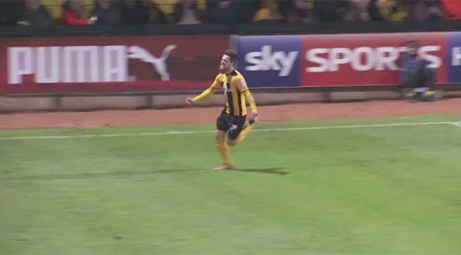 FA Cup: Cambridge 2-1 Luton