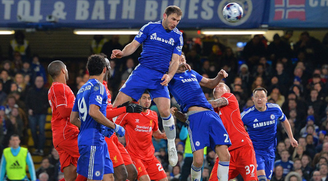 League Cup: Chelsea 1-0 Liverpool AET (2-1agg)
