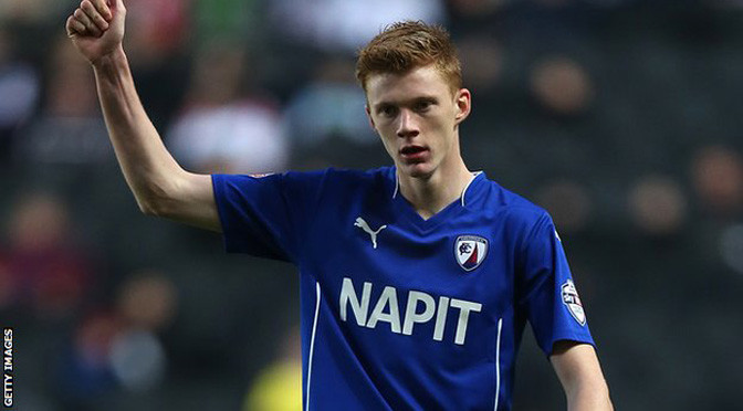 FA Cup: Chesterfield 2-0 Scunthorpe