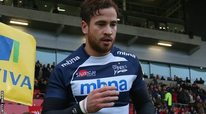 Six Nations: Danny Cipriani to make England training squad
