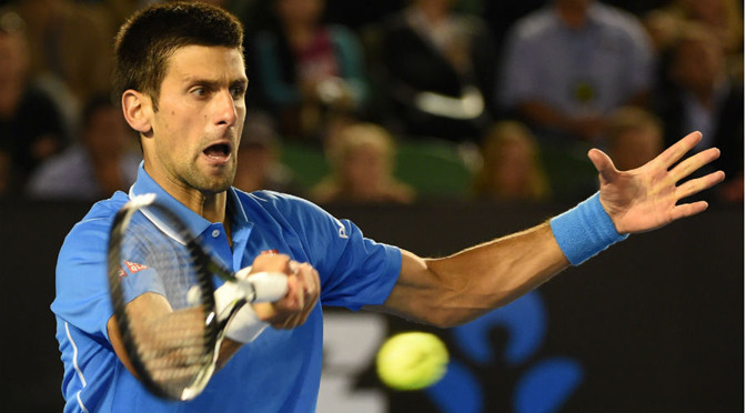Australian Open: Djokovic sets up Raonic quarter-final