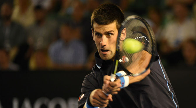 Australian Open: Dominant Novak Djokovic marches past Fernando Verdasco