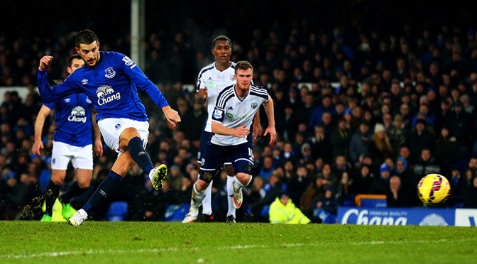 Premiership: Everton 0-0 West Brom