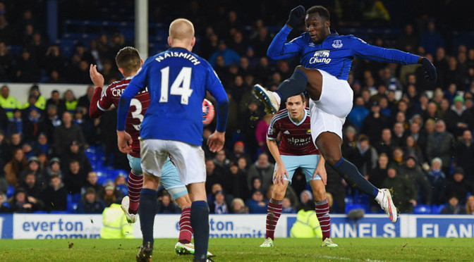 FA Cup: Everton 1-1 West Ham