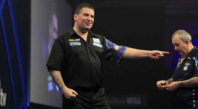 Darts: Brilliant Anderson claims dramatic first world title