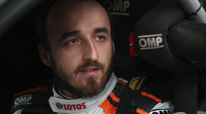 WRC: Kubica forms own world rally team