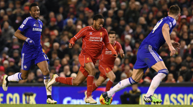 League Cup: Liverpool 1-1 Chelsea