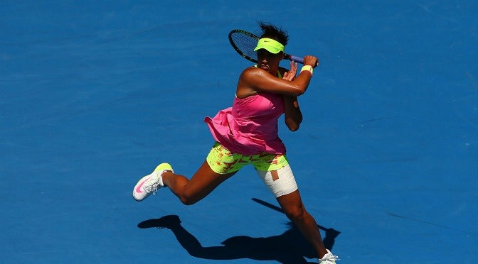 Australian Open: Madison Keys to play Serena Williams in semi-finals