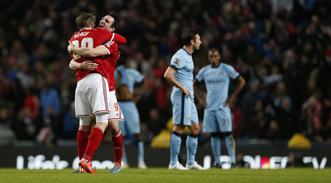 FA Cup: Man City 0-2 Middlesbrough