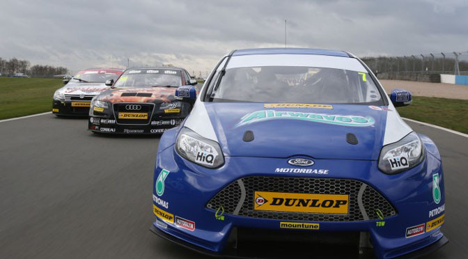 BTCC: Motorbase switches to Ecoboost for 2015