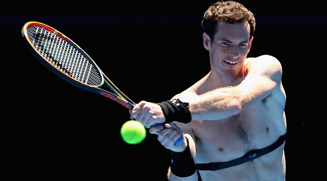Australian Open: Andy Murray is sixth seed, Novak Djokovic No 1