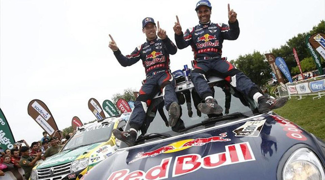 Dakar: Cars: Al-Attiyah storms to second Dakar crown