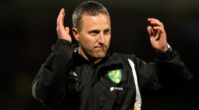 Championship: Neil Adams resigns as Norwich manager