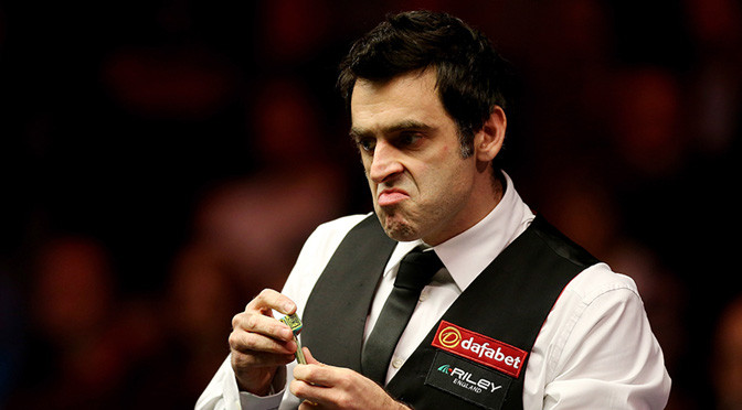 Snooker: The Masters: O'Sullivan equals Hendry's centuries record