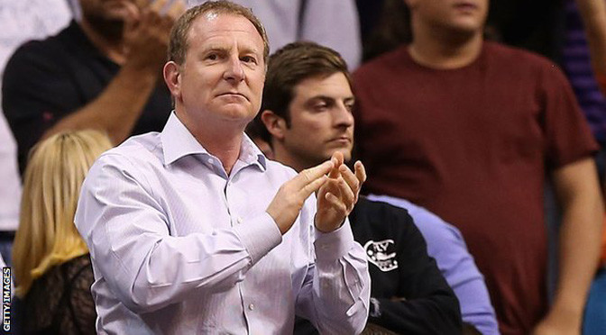 Scottish Championship: Rangers reject Robert Sarver's £18m approach for club