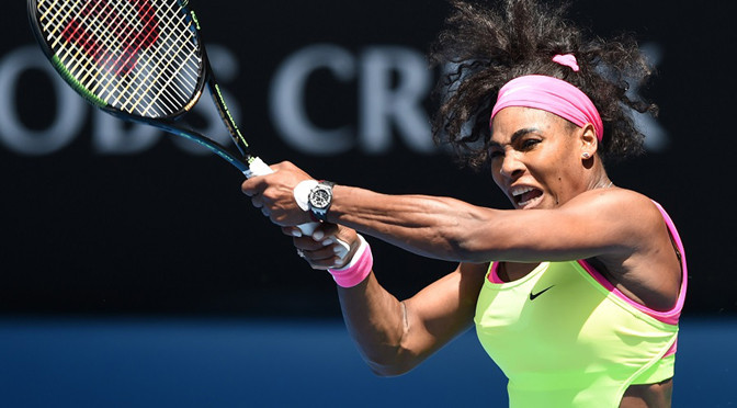 Australian Open: Serena avenges heaviest defeat as sister Venus rumbles