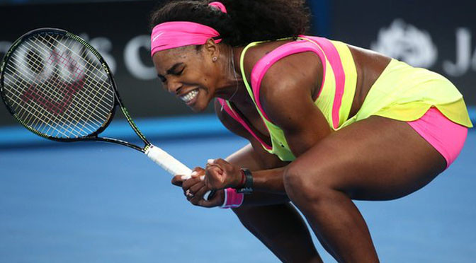 Australian Open: Serena Williams and Novak Djokovic win