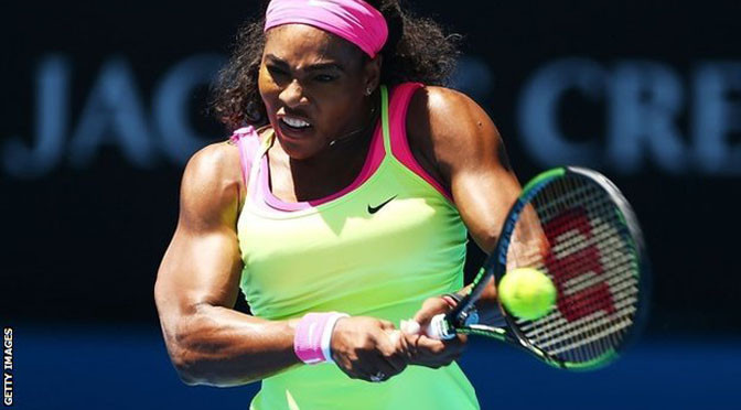 Australian Open: Serena Williams & Novak Djokovic into third round