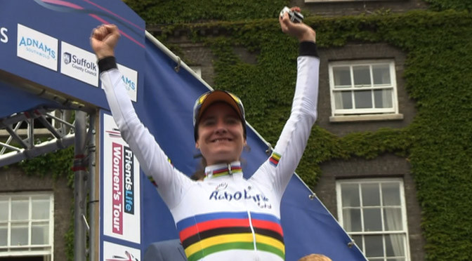 Womens Tour of Britain: Bury St Edmunds will start the tour