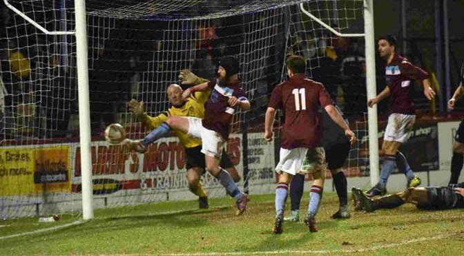 Non-League: Weymouth 1-0 St Neots