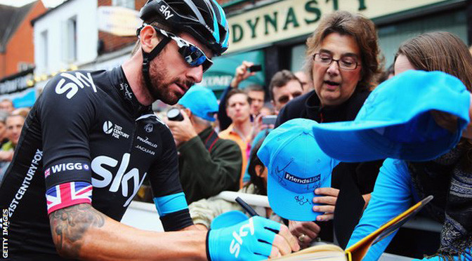 Cycling: Sir Bradley Wiggins launches new track and road cycling team