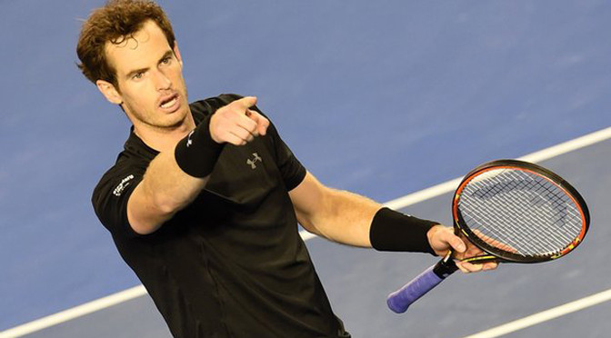 Tennis: Andy Murray climbs above Rafael Nadal to third in world rankings