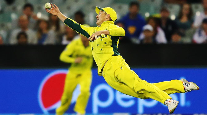 Cricket World Cup: England thrashed by Australia in first World Cup match