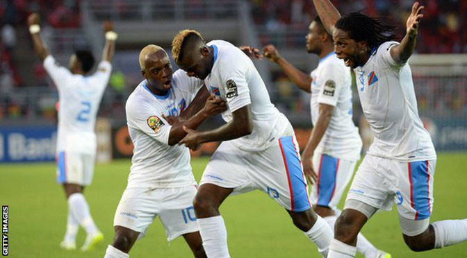 Africa Cup of Nations: Congo 2-4 Congo DR