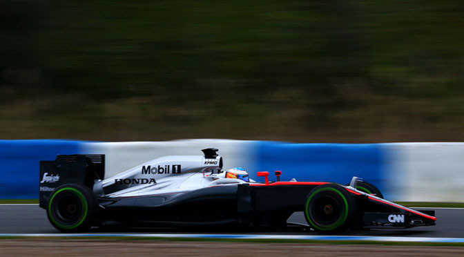 F1: Jerez Test Day 3: Mileage a 'huge relief' for McLaren