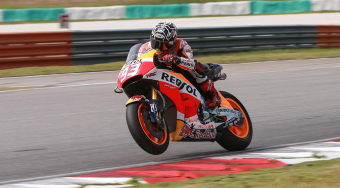 MotoGP: Sepang Test Day 3: Repsol Honda duo finish test on top