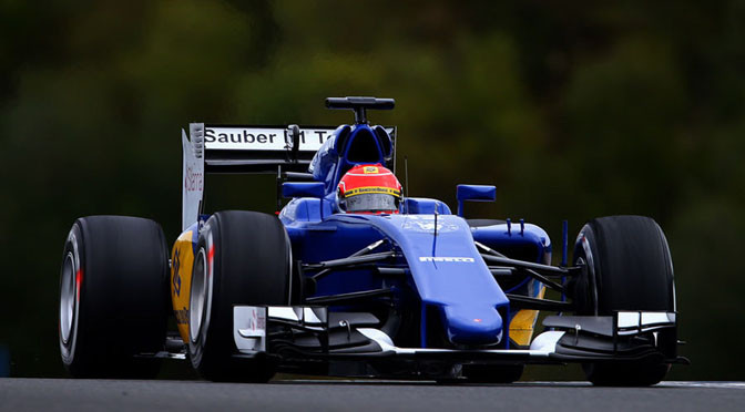 F1: Jerez Test Day 3: Nasr quickest as McLaren-Honda makes limited progress