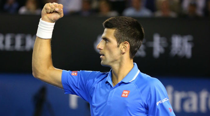 Australian Open: Djokovic gets the better of Murray again