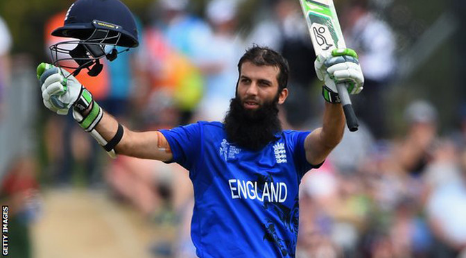 Cricket World Cup: Moeen Ali-inspired England beat Scotland