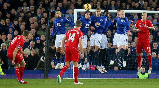 Premiership: Everton 0-0 Liverpool