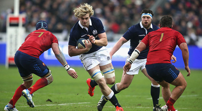 Six Nations: France 15-8 Scotland
