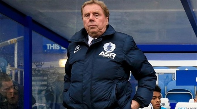 Premiership: Harry Redknapp resigns as Queens Park Rangers manager