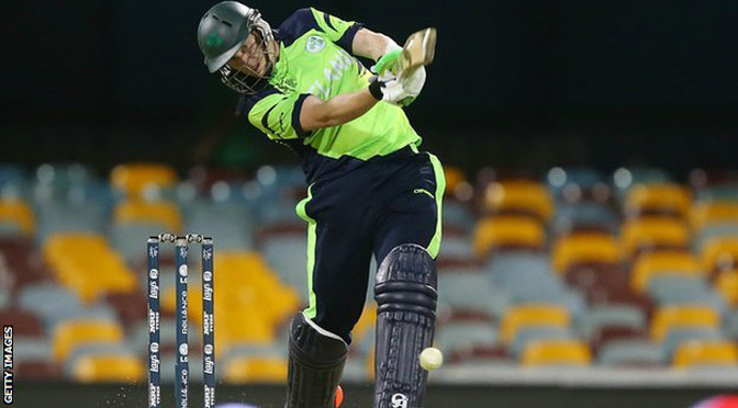 Cricket World Cup: Ireland edge out UAE