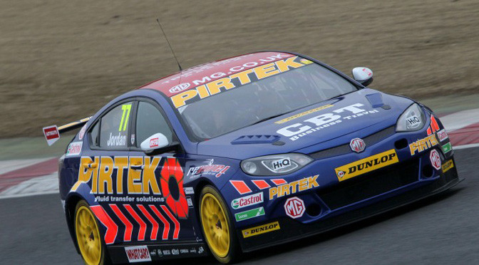 "BTCC: ""I really want the Championship back"" says Jordan"