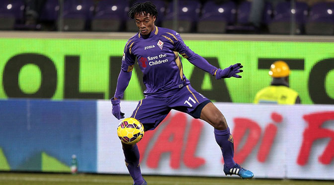 Premiership: Chelsea sign Colombian star Cuadrado for £26m