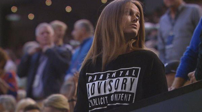 Australian Open: Andy Murray's fiancée Kim Sears responds to critics with brilliant T-shirt