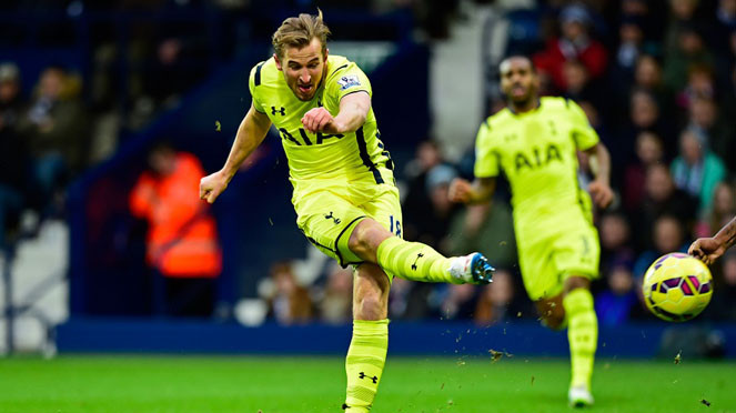 Premiership: West Brom 0-3 Spurs
