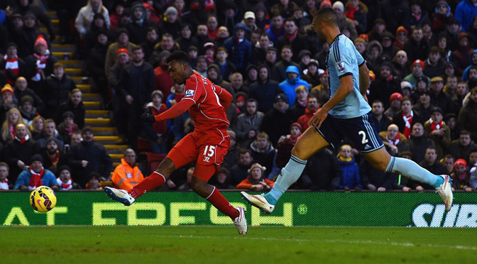 Premiership: Liverpool 2-0 West Ham