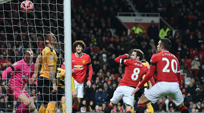 FA Cup: Man Utd 3-0 Cambridge