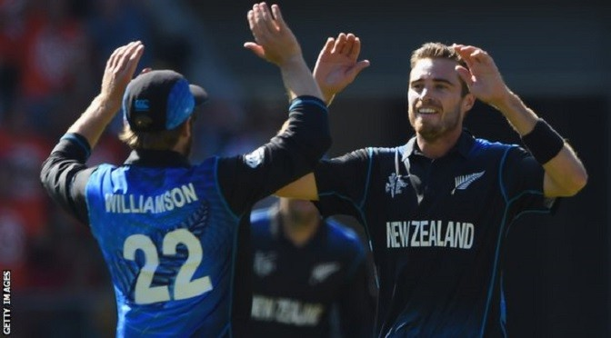 Cricket World Cup: England crushed by New Zealand in Pool A